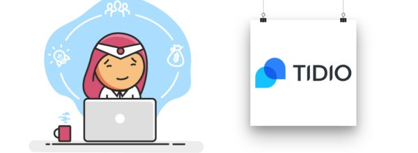 Live Chat and Chat Bots In Perfect Harmony with Tidio (Onboarding and Review)