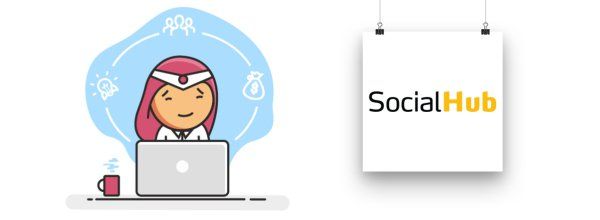 Hit The Social Media Easy Button With SocialHub (Onboarding and Review)